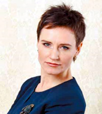 Елена ЧЕРНОКАЛЬЦЕВА, генеральный директор, ООО «Корпоративная солидарность», г. Санкт-Петербург