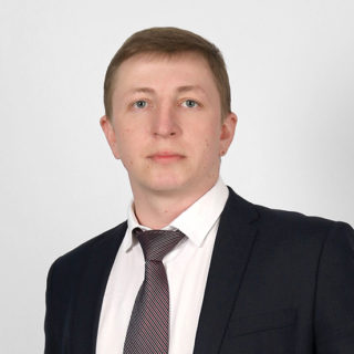 Vasiliy Fotinskiy — Adviser, office in Saint Petersburg