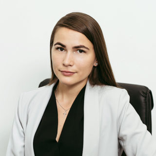 Svetlana Spiridonova — Lawyer