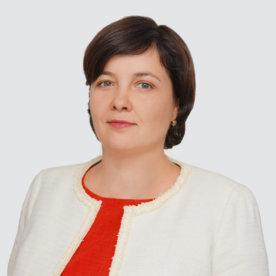 Elena Muratova — Legal adviser