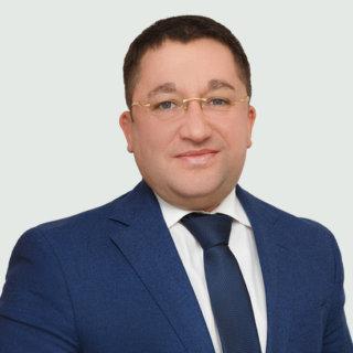 Яхненко Александр Владимирович — Советник, руководитель департамента по работе с ключевыми клиентами