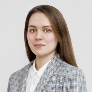Довжикова Яна Дмитриевна — Младший юрист