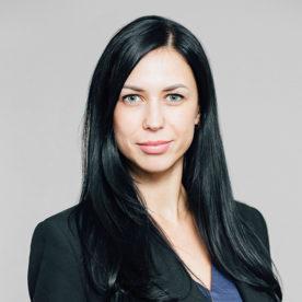 Найда Анастасия Александровна — Юрист  —Адвокатское бюро «Казаков и Партнёры»