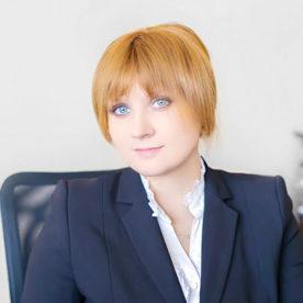 Егорова Ирина Сергеевна — Юрист  —Адвокатское бюро «Казаков и Партнёры»