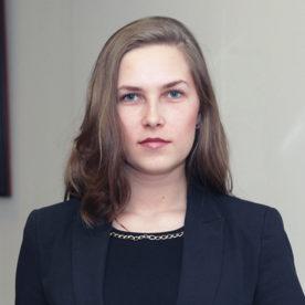 Колесникова Анастасия Алексеевна — Помощник адвоката  —Адвокатское бюро «Казаков и Партнёры»