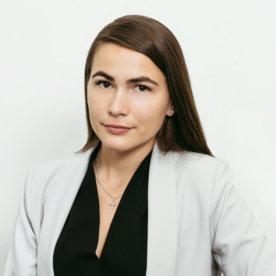 Svetlana Hrulkova — Lawyer —Адвокатское бюро «Казаков и Партнёры»