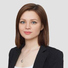 Irina Shcherbakova — Attorney, partner —Адвокатское бюро «Казаков и Партнёры»