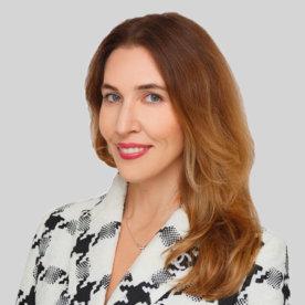 Natalia Nikolaeva — Development Director  —Адвокатское бюро «Казаков и Партнёры»